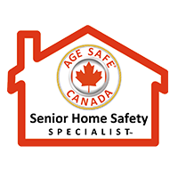 Senior Home Safety Specialist Canada Logo