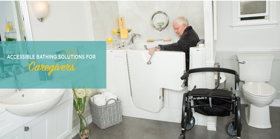 accessible bathing solutions for caregivers