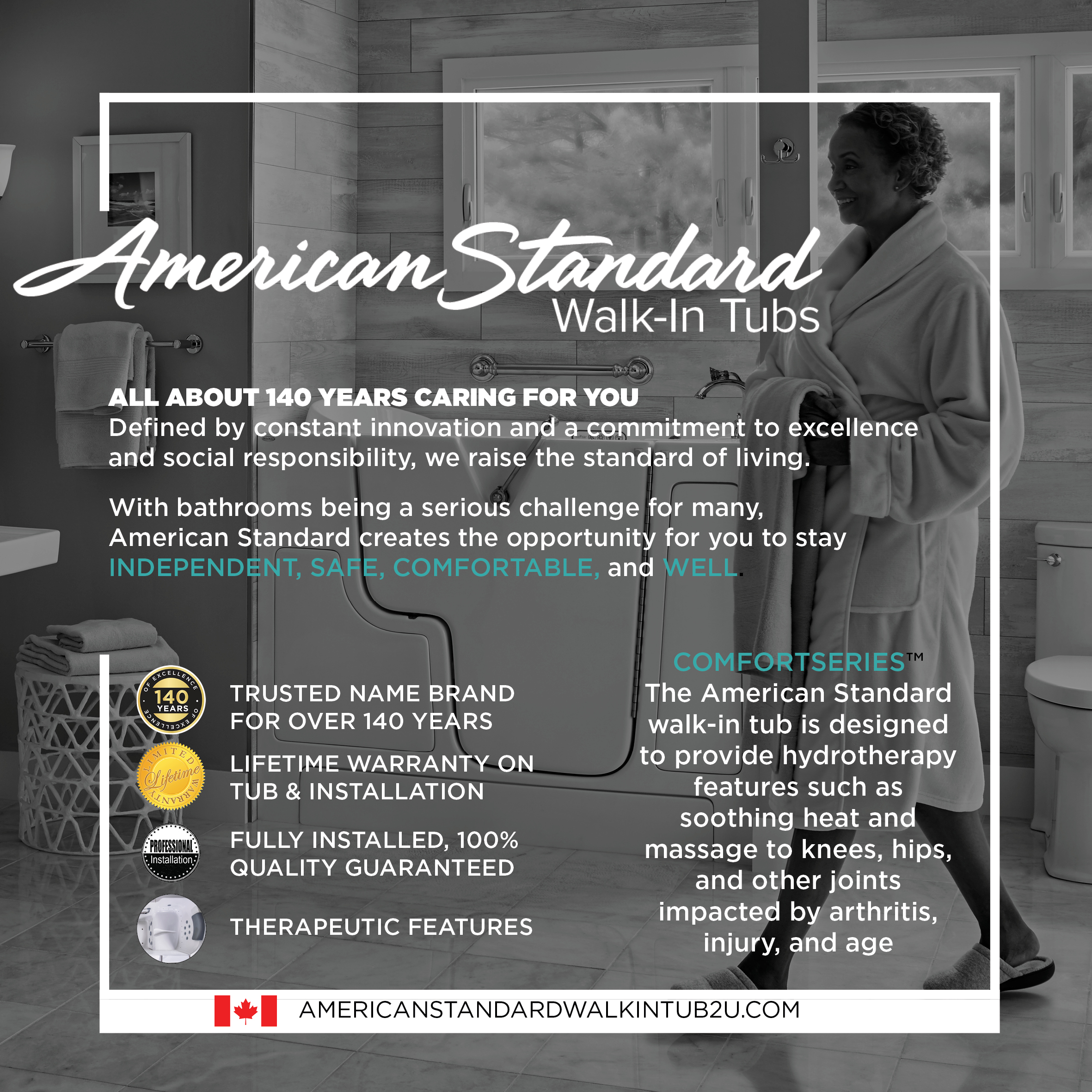 american standard walk-in tubs